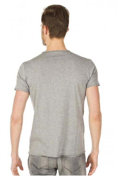 Tee-Shirt Gris MC