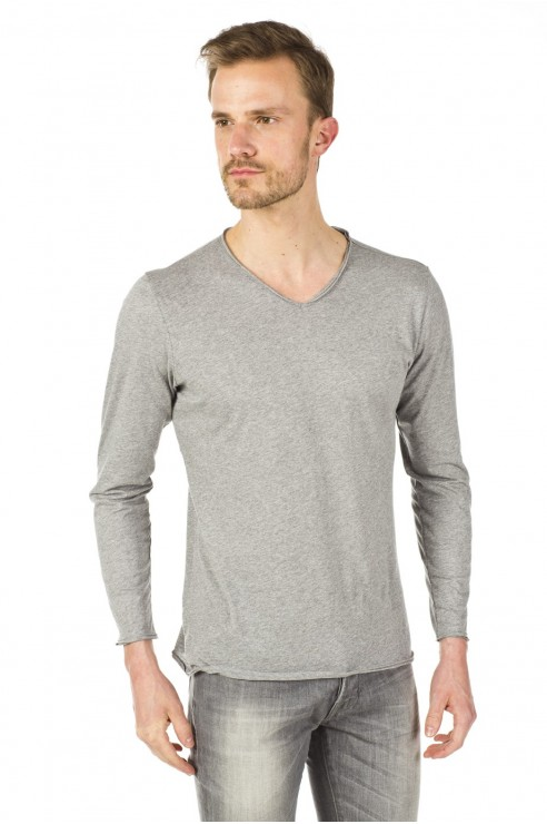 Tee-Shirt Gris ML
