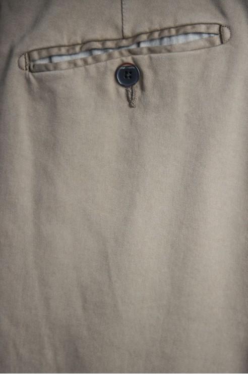 Pantalon Chino Taupe
