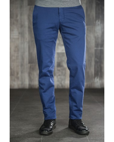 Pantalon Chino Bleu Roi