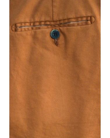 Pantalon Chino Brique