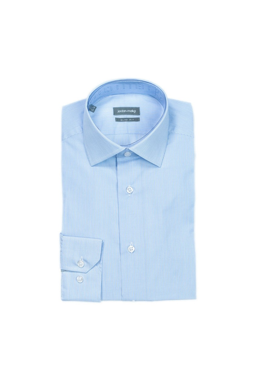 Chemise Fines Rayures Ciels
